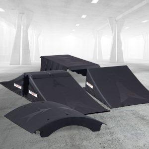 Big ramps